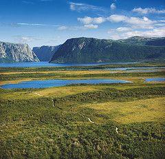 Western Brook Pond Trail, Gros Morne National Park