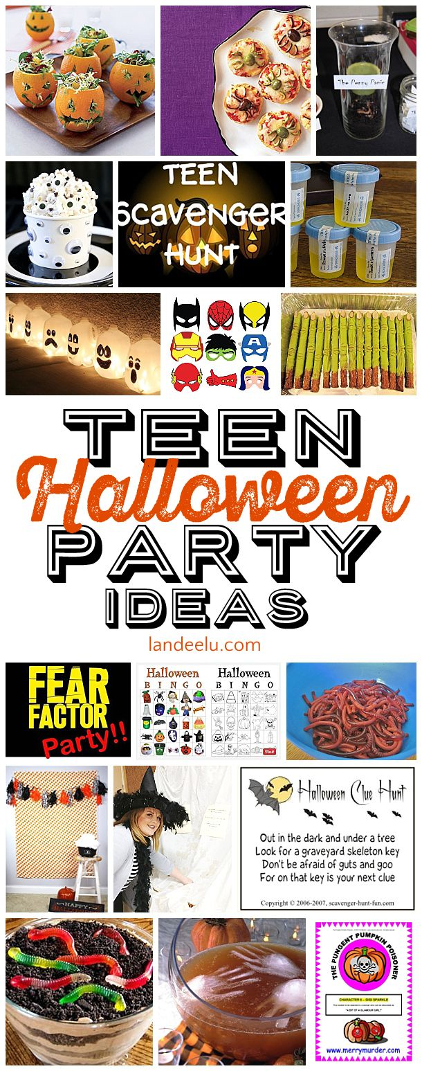 teen halloween party ideas - Halloween Party Songs For Teenagers