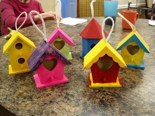 Crafts and Activities for People with Alzheimers