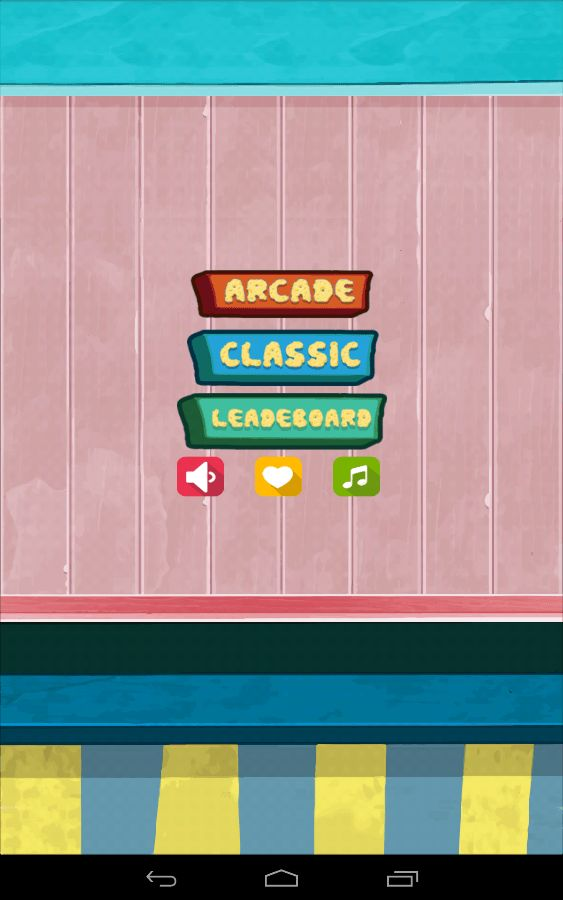 Match 3 is very popular type of game, similar to the very popular candy crush game. In this game we implement 2 modes: arcade and classic. Try this demo apk! -