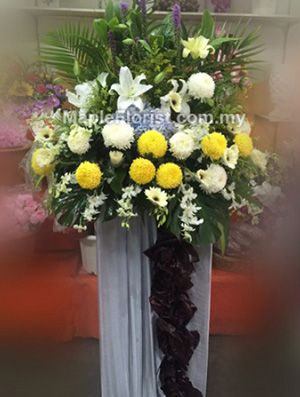 Thinking of you always. Send funeral flowers to Kahang: Send condolences flowers today to show you concern. Sympathy floral arrangements for same day delivery to Kahang. Delivery coverage: Within Malaysia