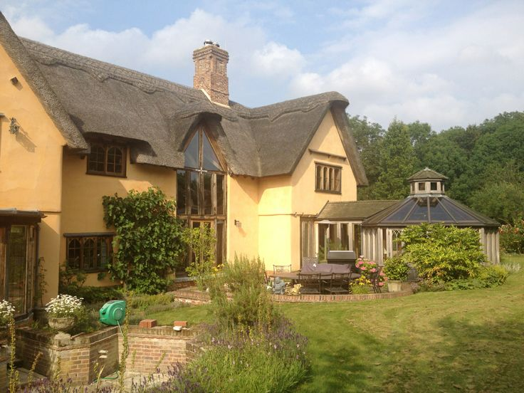 Just revisited oak frame house we were involved with. This is only 10 years old!