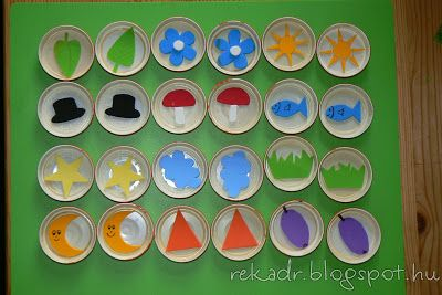Kupak-memória játék