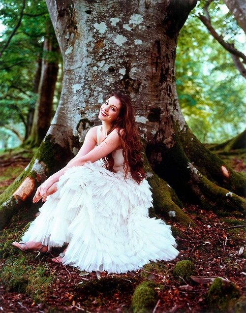 Anne - Ella Enchanted photo shoot