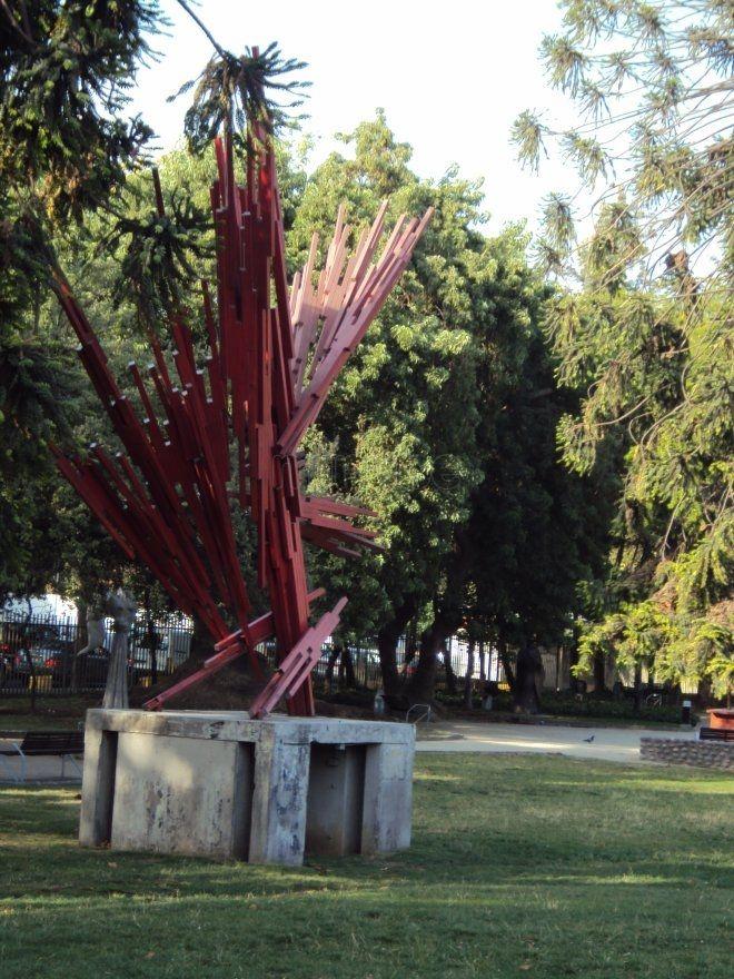 Parque de las Esculturas Santiago de Chile 170330