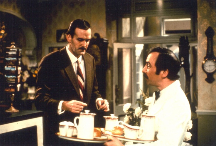 Basil and Manuel.