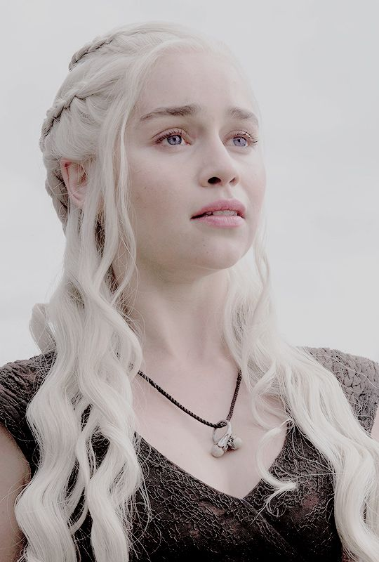 """ Daenerys Targaryen in Game of Thrones """