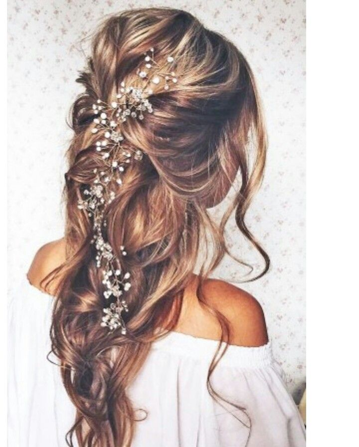 Hair decor - bride