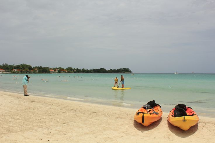 So many watersports activities to do in Negril #sevenmilebeach #couplesresorts
