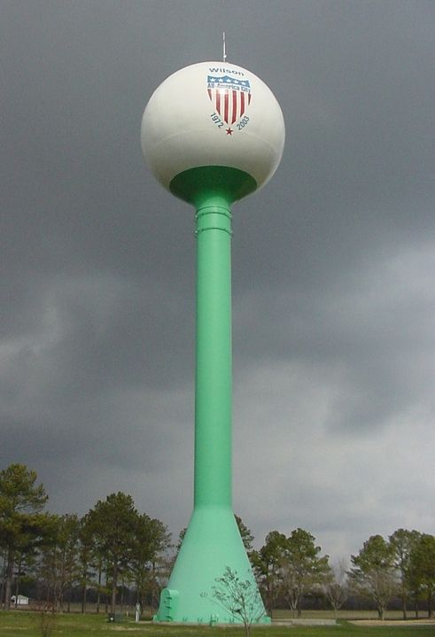 Wedgewood Municipal Golf Course - Wilson, North Carolina