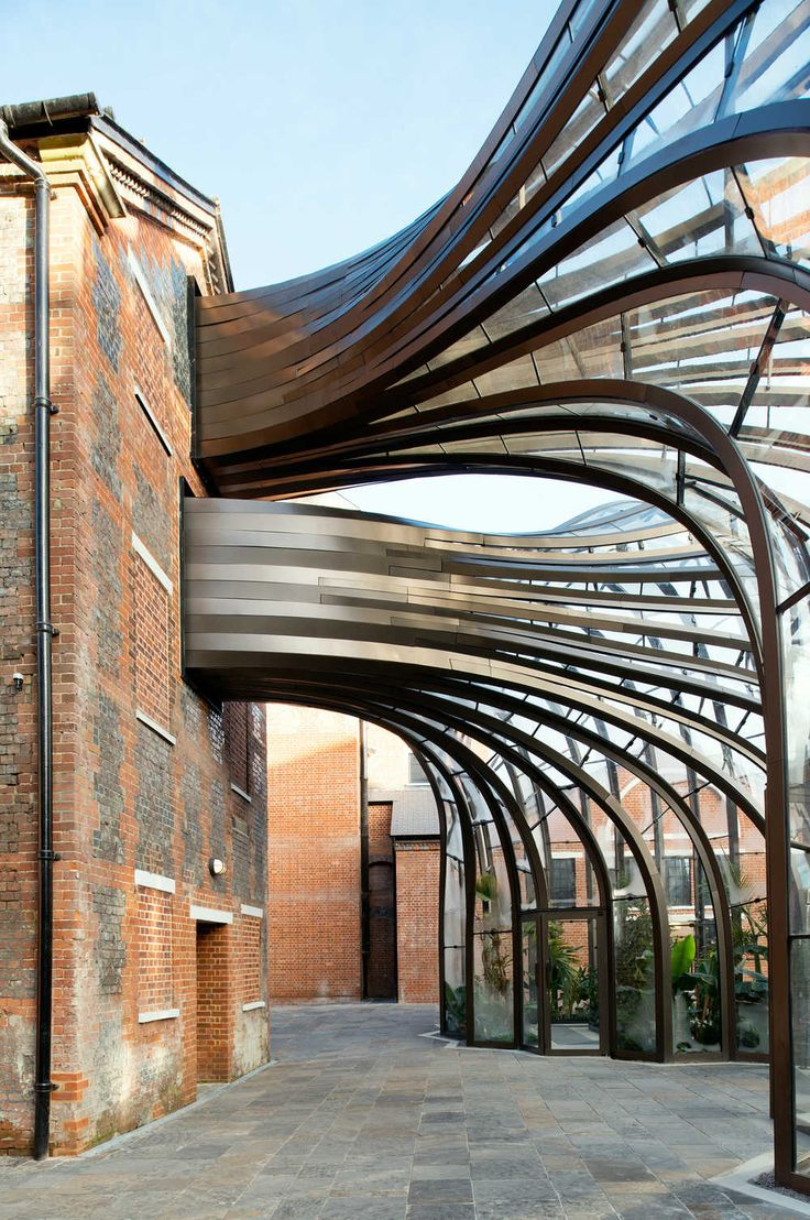 cool Bombay Sapphire Distillery | Heatherwick Studio Check more at http://www.arch2o.com/bombay-sapphire-distillery-heatherwick-studio/