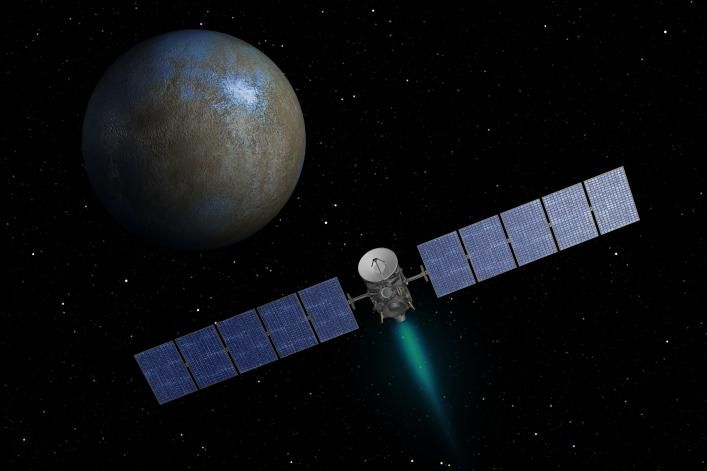 Dawn Spacecraft Begins Approach to Dwarf Planet Ceres - Dawn has entered its approach phase toward Ceres -The spacecraft will arrive at Ceres on March 6, 2015