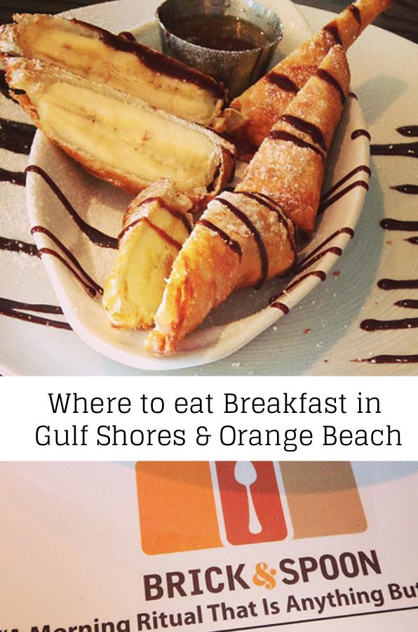 Where to Eat Breakfast in Gulf Shores and Orange Beach