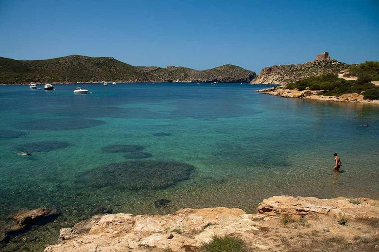 Isla Cabrera. Balear. España.