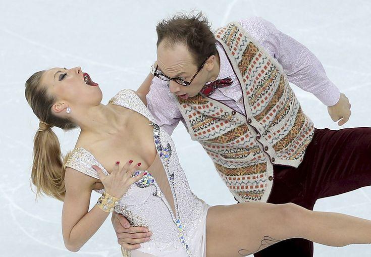 Nelli Zhiganshina şi Alexander Gazsi, Germania, concurează în proba pe echipe a patinajului artistic - dans liber, din cadrul Jocurilor Olimpice de Iarnă, în Soci, Rusia, sâmbătă, 8 februarie 2014. (  Matthew Stockman / Getty Images / Guliver  ) - See more at: http://zoom.mediafax.ro/sport/soci-2014-partea-i-12078340#sthash.MTlduSkN.dpuf