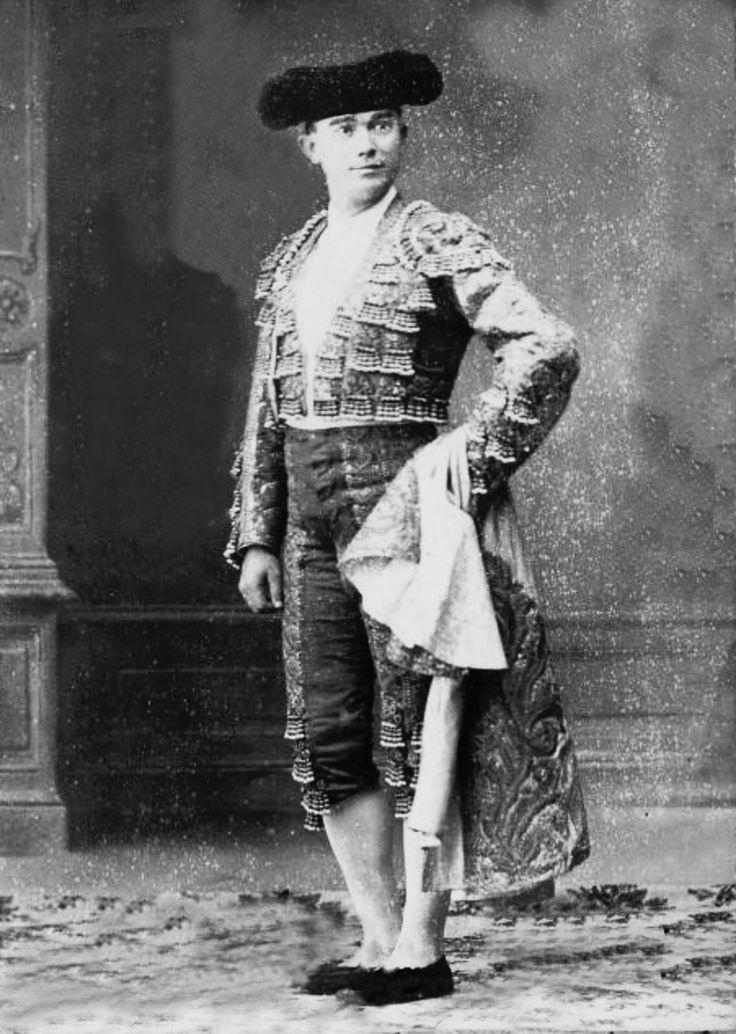 Rerre, torero de Carmona