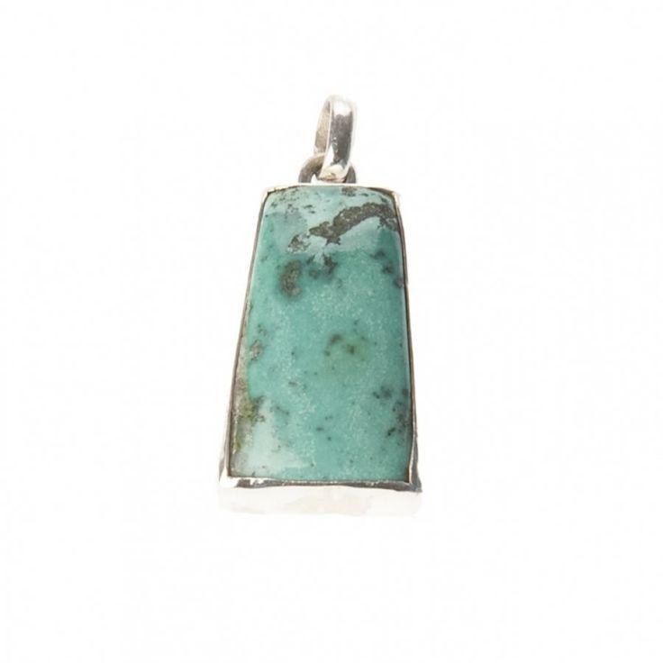 Lucky Buddha sieraden | Studio Art Styles | Hanger | Lucky Buddha turquoise pendant | handmade in Nepal