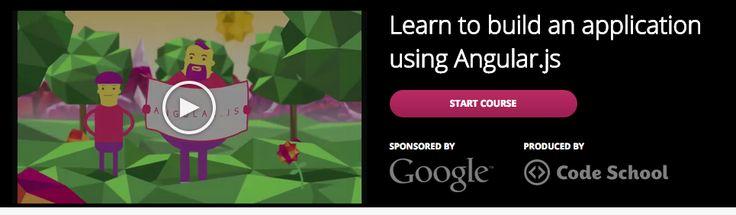 AngularJS tutorial.