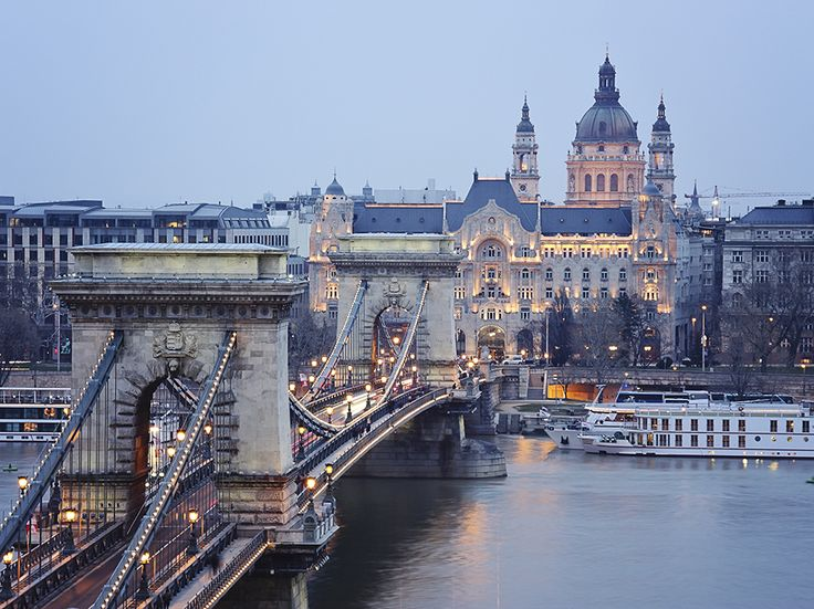 Budapest, Hungary: When in Hungary's capital, we love to sneak away from the tourist attractions for some cafe and spa culture. Legendary cafes like the New York Kávéház and the Gerbeaud are must-visits, as are the spas built in the 16th and 17th century by Ottoman occupiers Rudas and Király. These places (where you can still bathe) are full of wonderful touches like roaring granite lion heads spewing out warm mineral water.