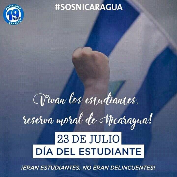 Pin De Arleni Chow En Mi Nicaragua Dia Del Estudiante Nicaragua