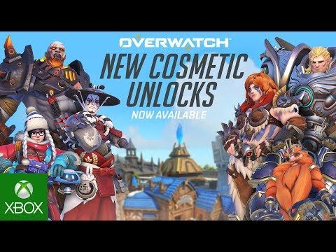 New Cosmetics Now Available!  | Overwatch® | Xbox One http://cosmetics-reviews.ru/2018/01/25/new-cosmetics-now-available-overwatch-xbox-one/