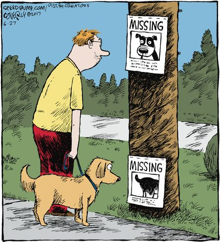 Speed Bump by Dave Coverly for Jun 27, 2017 | Read Comic Strips at GoComics.com