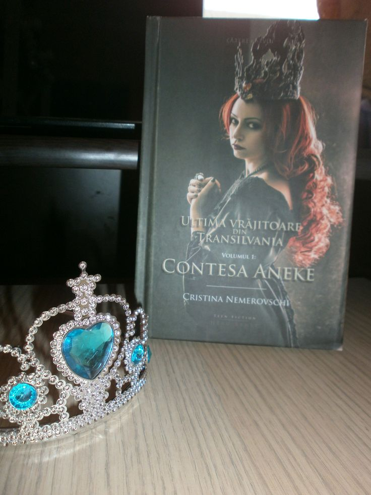 """La fel ca restul cărților pe care le-am citit, scrise de Cristina Nemerovschi, """"Contesa Aneke"""" m-a ținut captivă și curioasă cu privire la ce urmează. Deși este o carte fantasy, cu o doză de mister…"""
