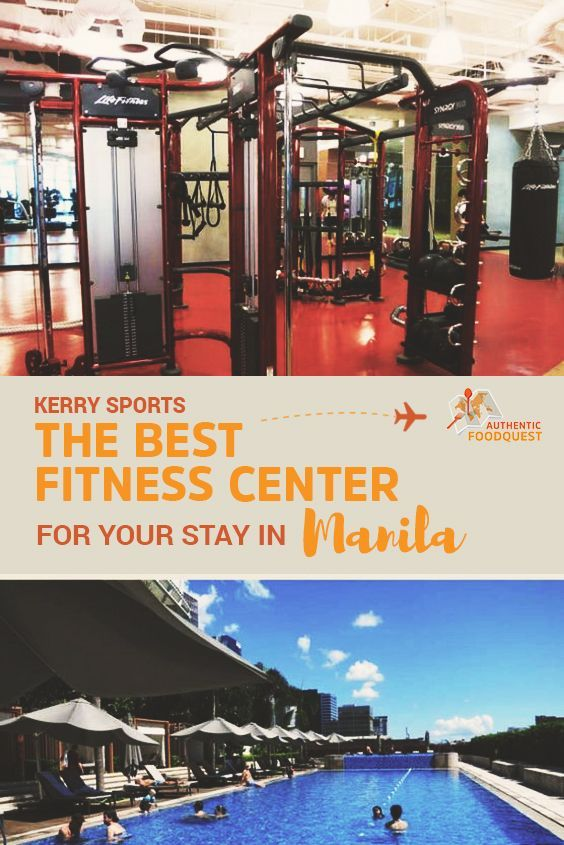 Kerry Sports is not only the largest fitness center in Manila it is also the largest indoor sports center in the Philippines. It is located on the 5th and 6th floors of the Shangri-La at the Fort in Manila.  With over 8,000 sq.m (or 86,000 sq.ft), you will find a variety of fitness options for all ages and fitness levels.st.