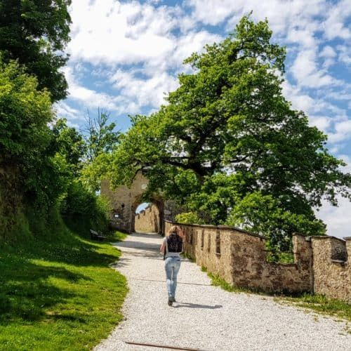 Lieu d'excursion Burg Hochosterwitz – Photos | Les 10 meilleures attractions de Carinthie #trav …