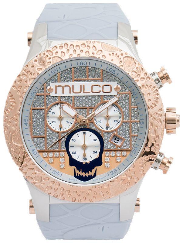 Reloj Mulco Colección Couture UK Color Hielo Modelo: MW5-2331-413