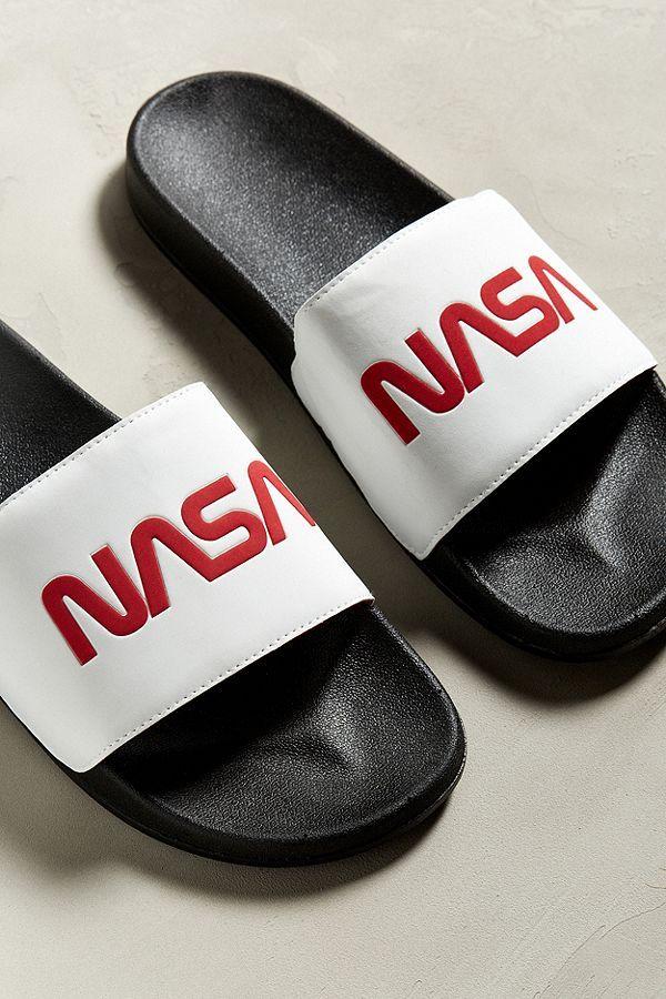 bd62165c2 Slide View  3  UO NASA Slide Sandal