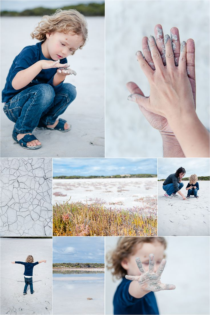 Shimmering Salt Lakes & Clay | - Gpix.com.au - #Photography, #Adelaide #children