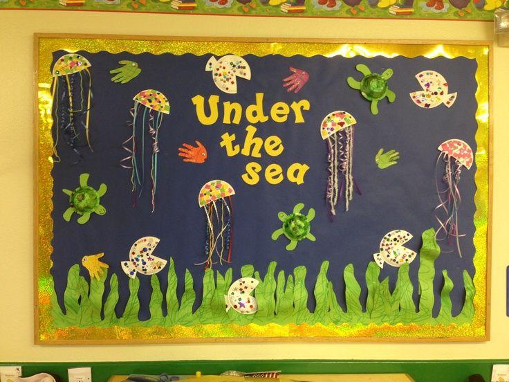 ocean bulletin board for preschool - Bing Images