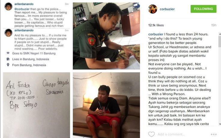 Berita Selebriti: Polisi Tangkap Haters yang Mengejek Deddy Corbuzier di Instagram - http://www.rancahpost.co.id/20150939998/berita-selebriti-polisi-tangkap-haters-yang-mengejek-deddy-corbuzier-di-instagram/