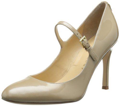 pumps: Ivanka Trump Women's Janna Dress Pump,Light M US