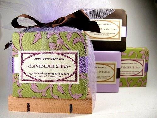 Soap from LippincottSoapCo.
