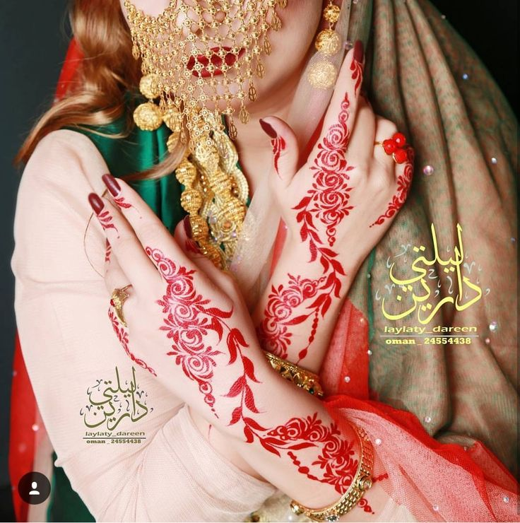 #beautiful #bridal #wedding #mehndi #desing #indianbridal #wedding #pakistanibridal #worldbridal #colorfull #red #heenadesing #styliah #dubaimehndi #style