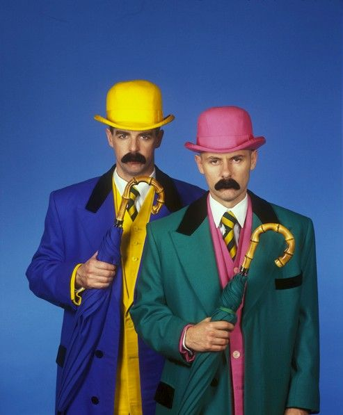 pet shop boys by derek ridgers