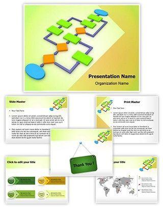 website design flowchart template