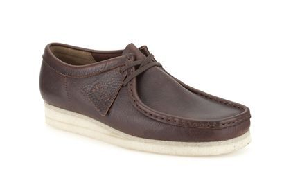 Wallabee - Brown Leather