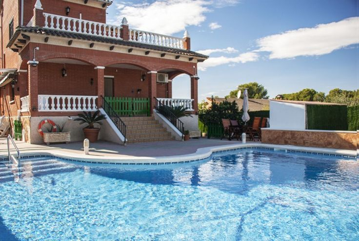 holiday home segur de calafell costa dorada villa spain for rent savarin