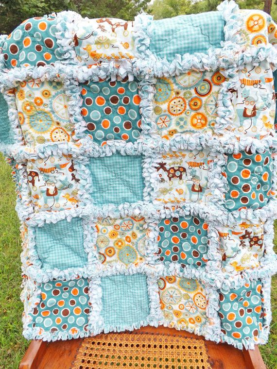 102 Best Rag Quilts Images On Pinterest Blue Brown Boat And Colonial