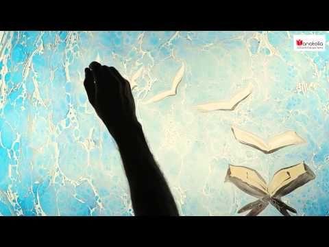 Ebru Water Marbling Videos By Garip Ay - YouTube