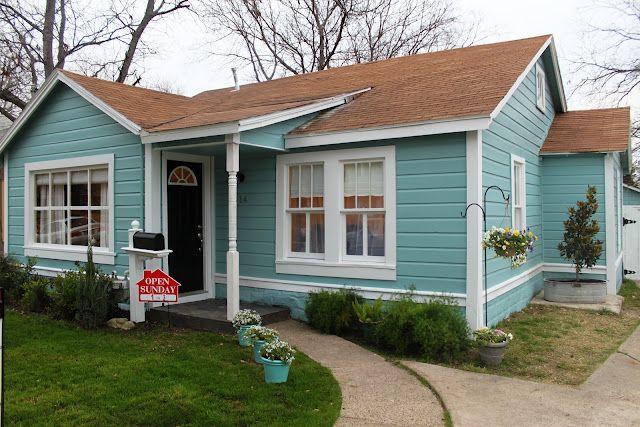 13 Best Blue Houses Images On Pinterest