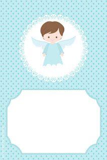 Deus nos abençoou com um Anjinho! O nosso lindo e precioso Menino!  Convidamos…