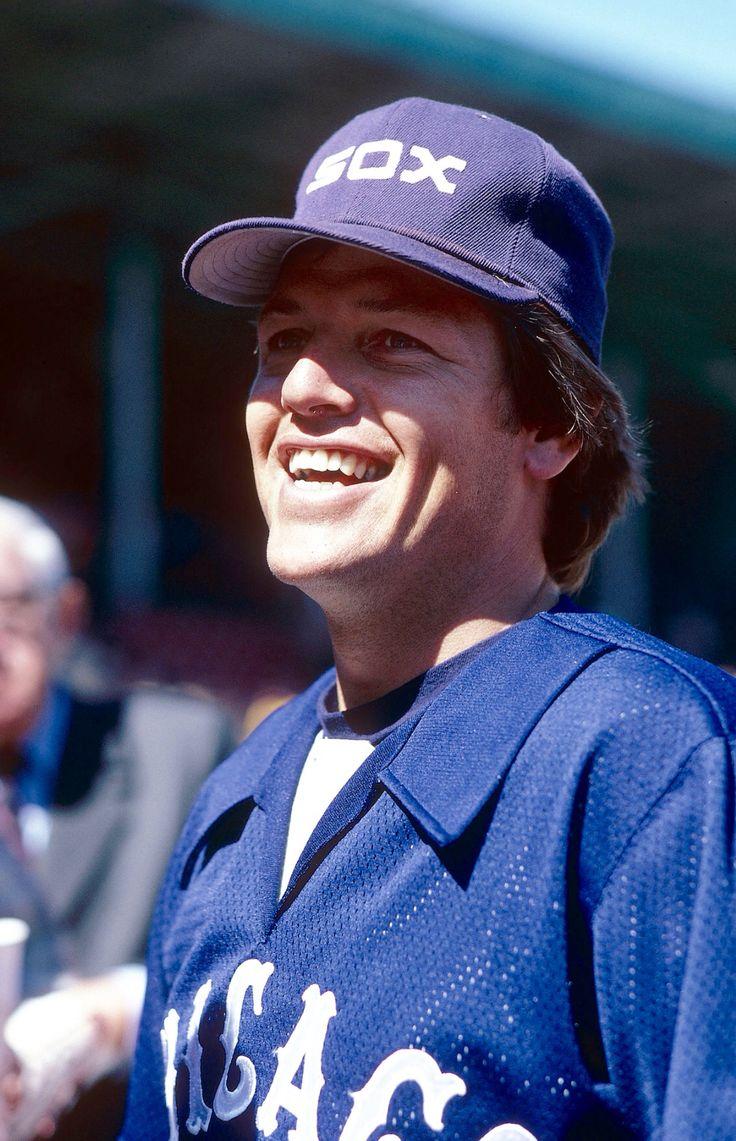 Carlton Fisk 1983: 434 Best MLB Catchers Images On Pinterest