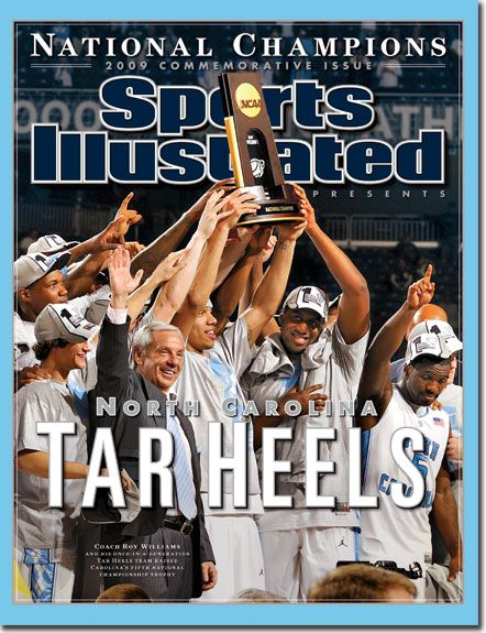 Carolina Tar Heels Basketball | Roy Williams, Basketball, North Carolina Tar Heels - 04.15.09 - SI ...