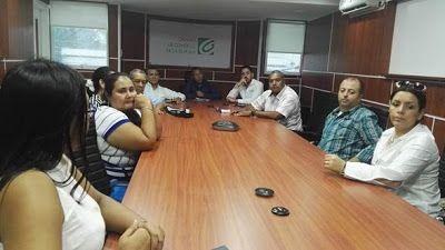 CamComercio Guajira y empresarios buscan estrategias para fortalecer negocios en Fonseca