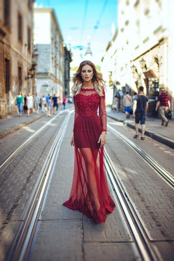 Красивые вечерние платья 2018-2019 года, фото, новинки, модные фасоны и  тренды e9636dd74ce