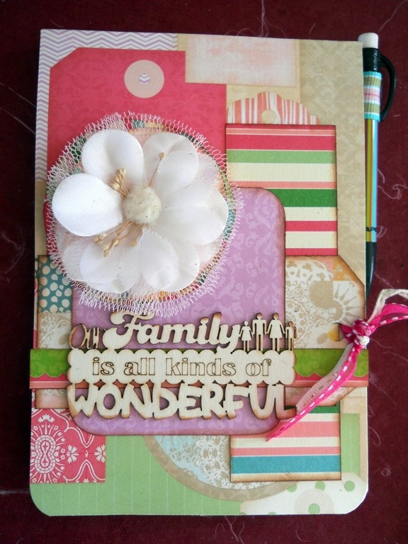 another pretty notebook